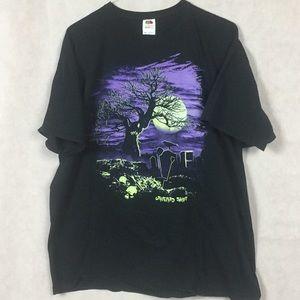 e0d40dd3da4 Graveyard Shift Tee Shirt Size 2X Awesome Graphic